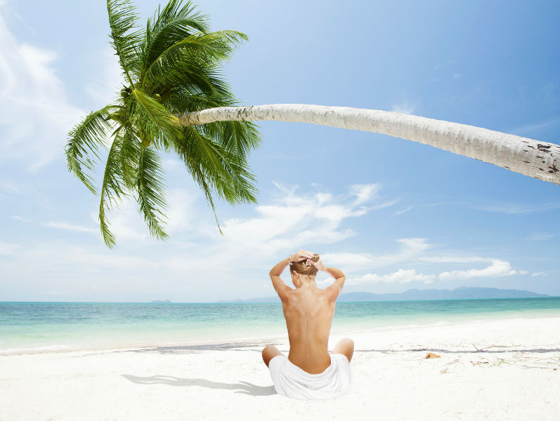 Sex am Strand, heiß und gefährlich, Liebe am Strand, heiße Temperaturen, steigt mit den Temperaturen die Lust auf Sex